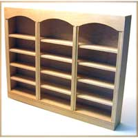 3-Unit Bookcase HW5011