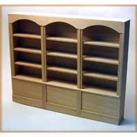 3-Unit Bookcase  HW5009