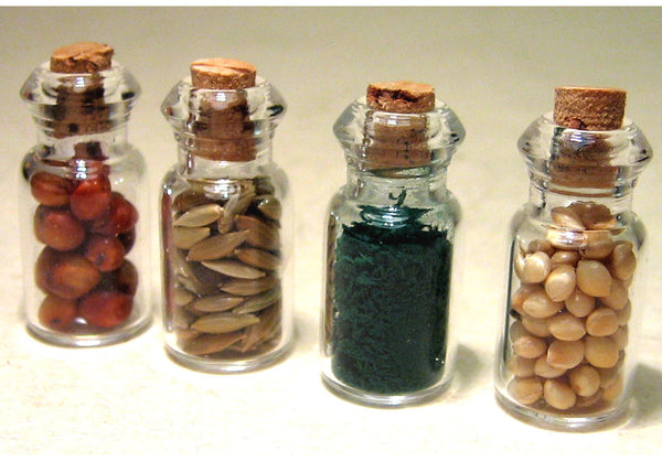 Glass Jars Filled IM65005
