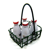 Milk Bottles in Crate IM65030