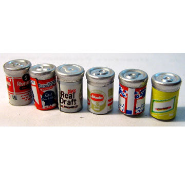 Beer Cans, IM65356