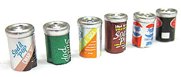 Soft Drink Cans IM65512