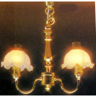 2 Light Chandelier MH726