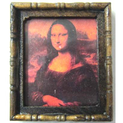 Mona Lisa In Frame NCRA0192