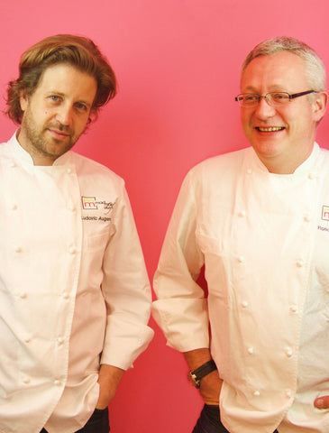 Chefs and co-owners of Mad Mac NYC, Ludovic Augendre and Florian Bellanger