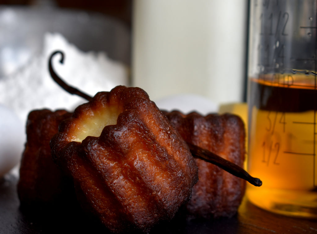 Canelés- Authentic French Pastry