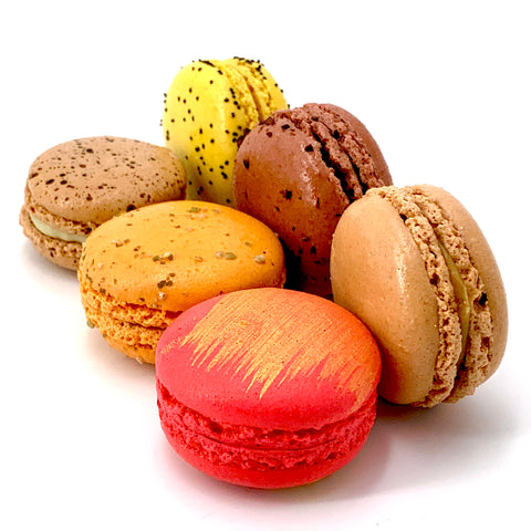 Thankful for Macarons (48 pcs)