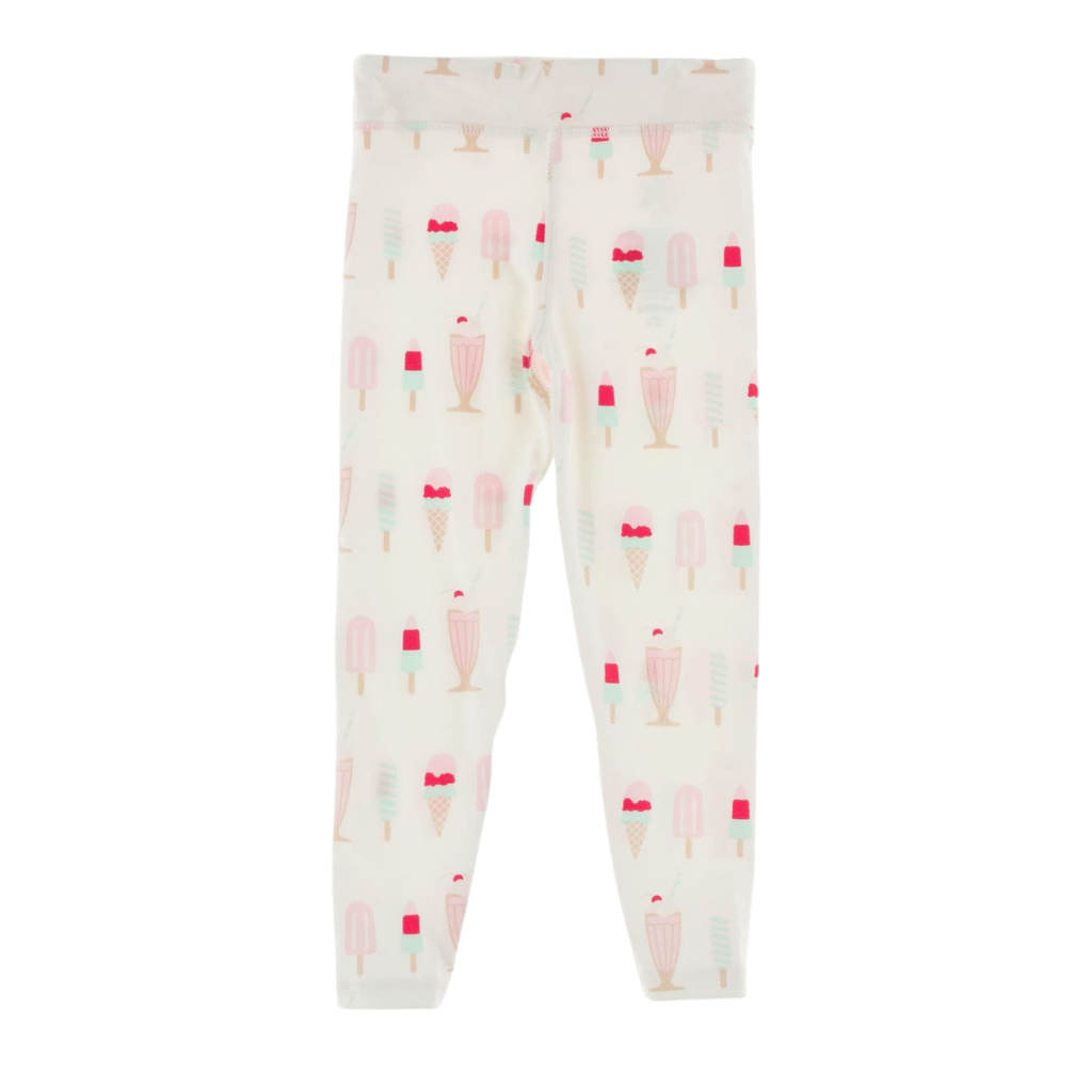 Kickee Pants Print Luxe Stretch Leggings
