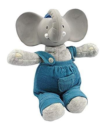 Meiya & Alvin Mini Plush Toy - Alvin the Elephant