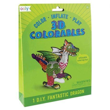 Ooly 3D Colorables