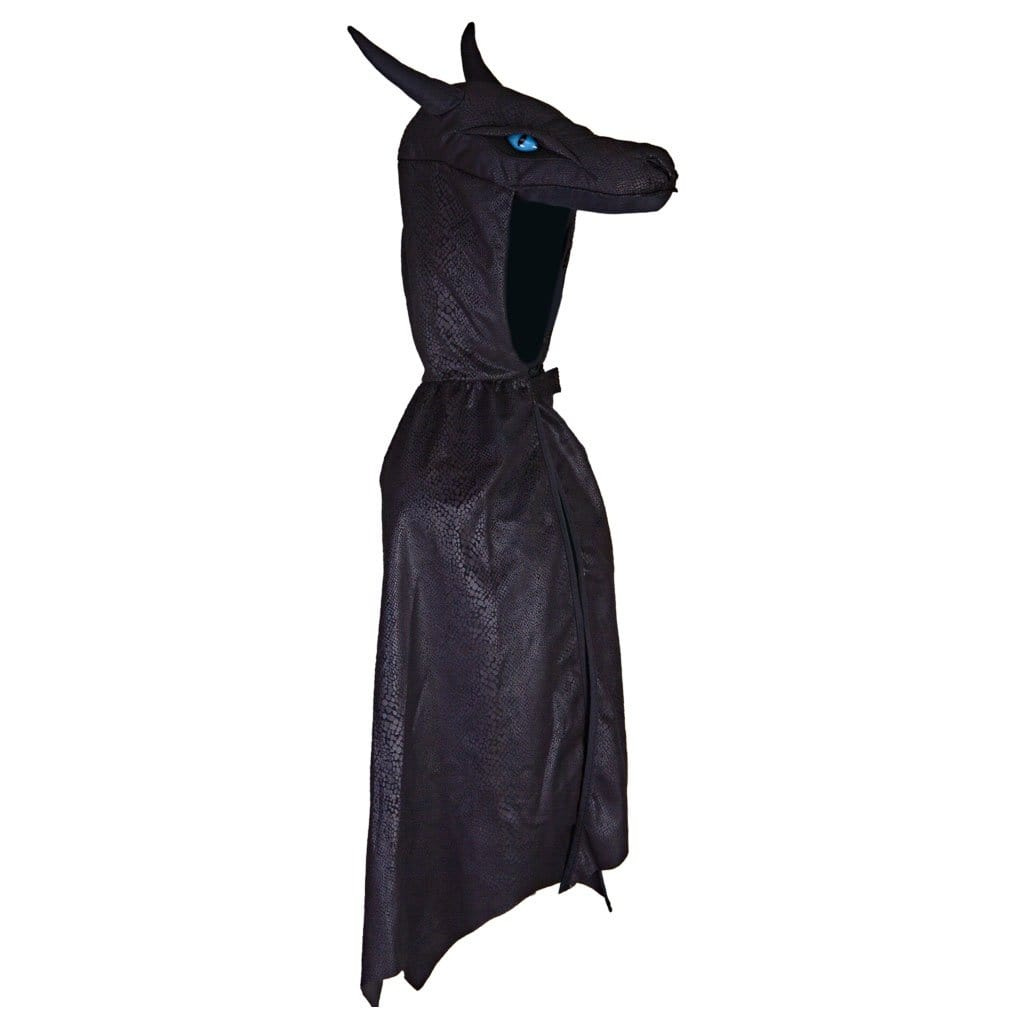Great Pretenders Midnight Dragon Cape (Size 5/6)