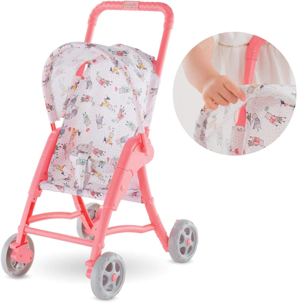 Corolle Stroller for 12-inch Baby Dolls