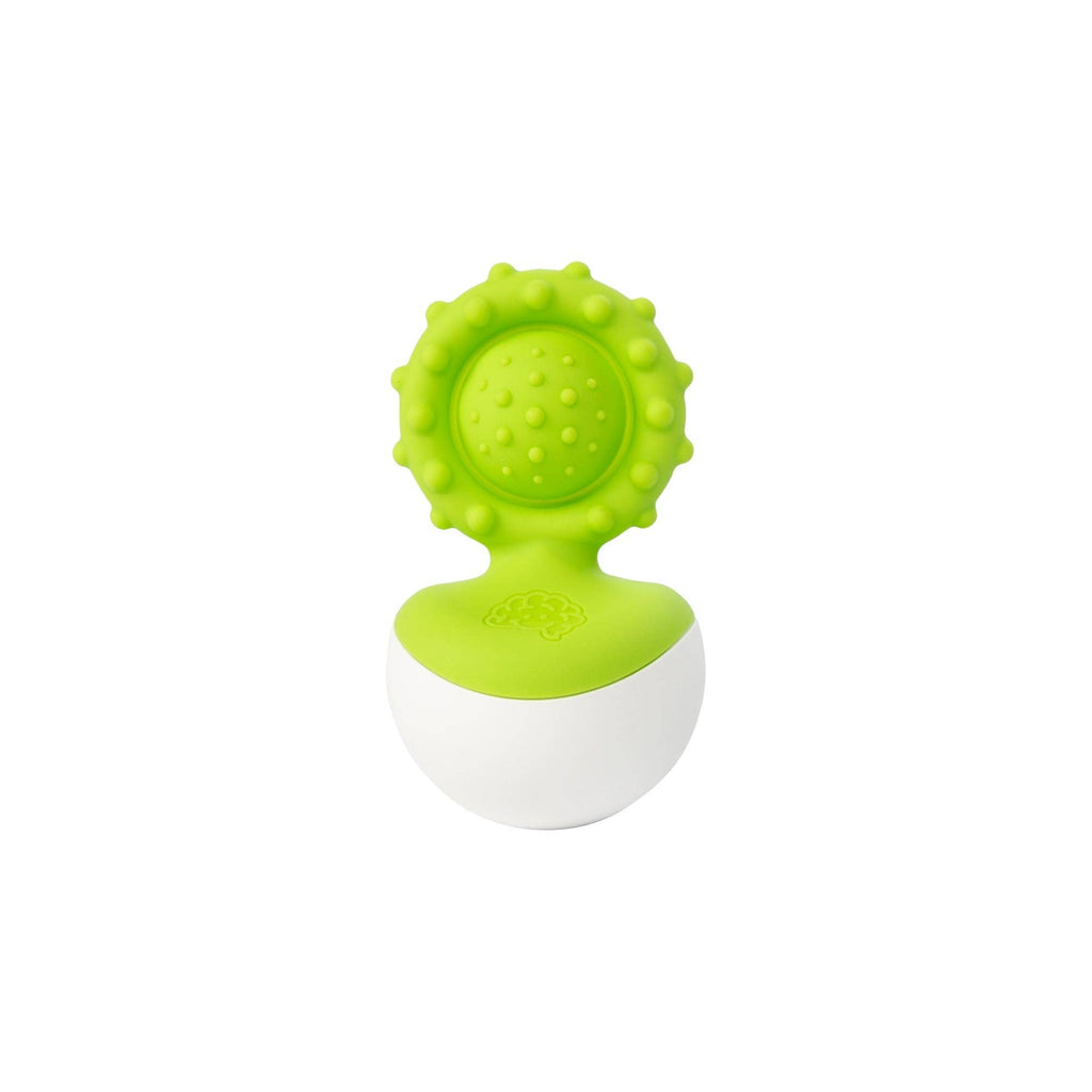 Fat Brain Toys Green Dimpl Wobbl
