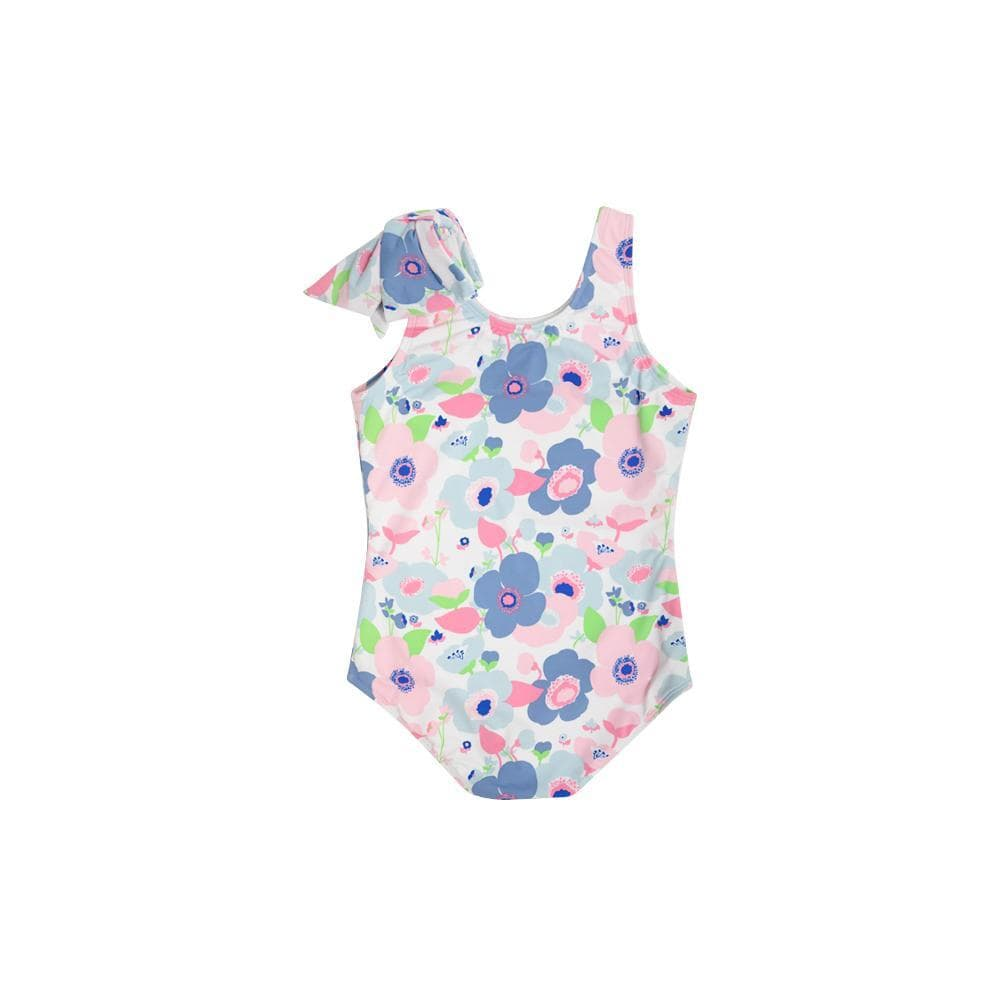 TBBC Spring 2021 Brookhaven Bow Bathing Suit- Palm Springs Peony Delivery 3