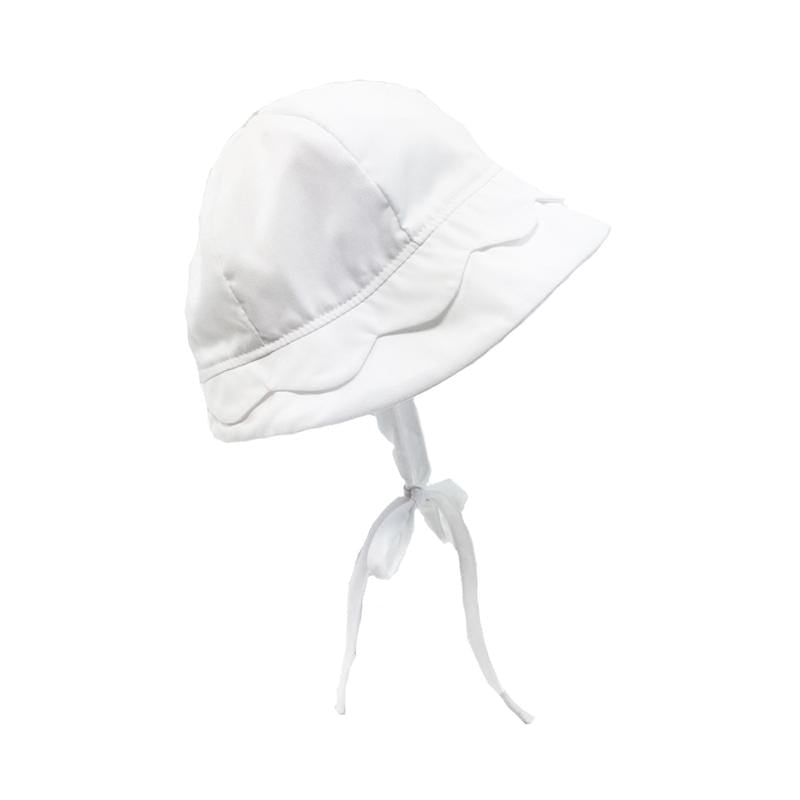 TBBC Spring 2021 Hollingsworth Hat (Broadcloth)- Worth Avenue White Delivery 1 NEW!
