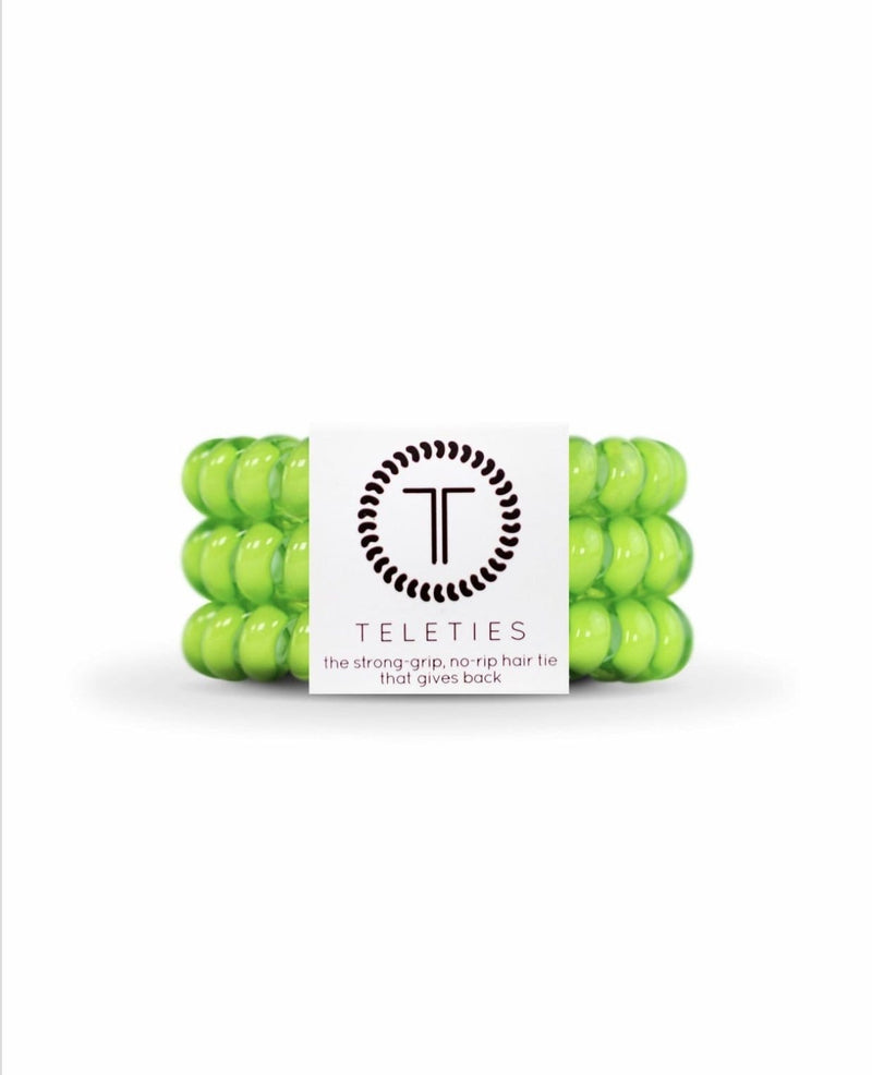 Teleties Lime 3-Pack
