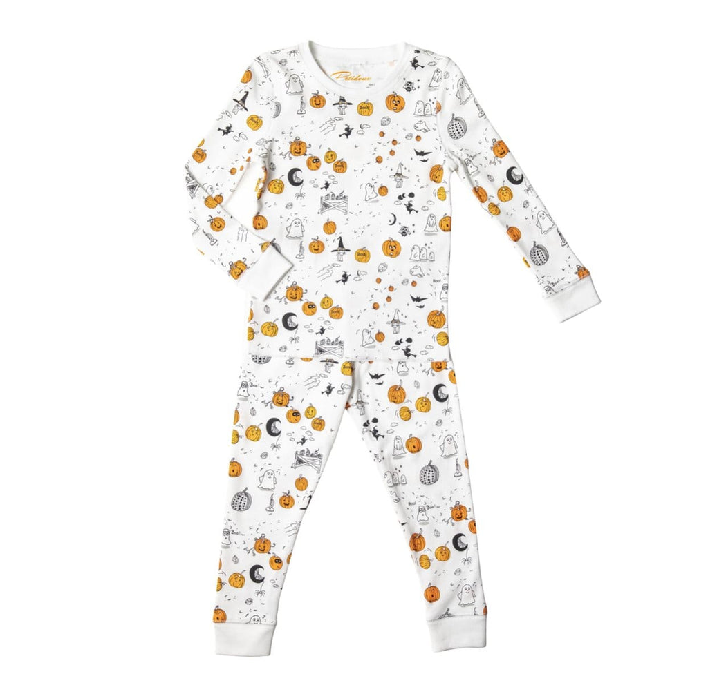Petidoux Five Little Pumpkins Pajamas