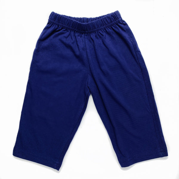 Luigi Kids Dark Royal Blue Straight Pants