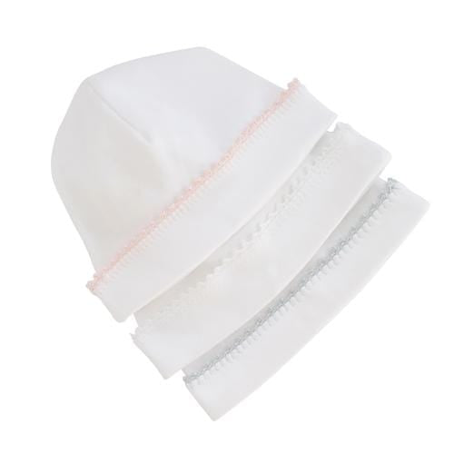 Pixie Lily Jersey Cap - White