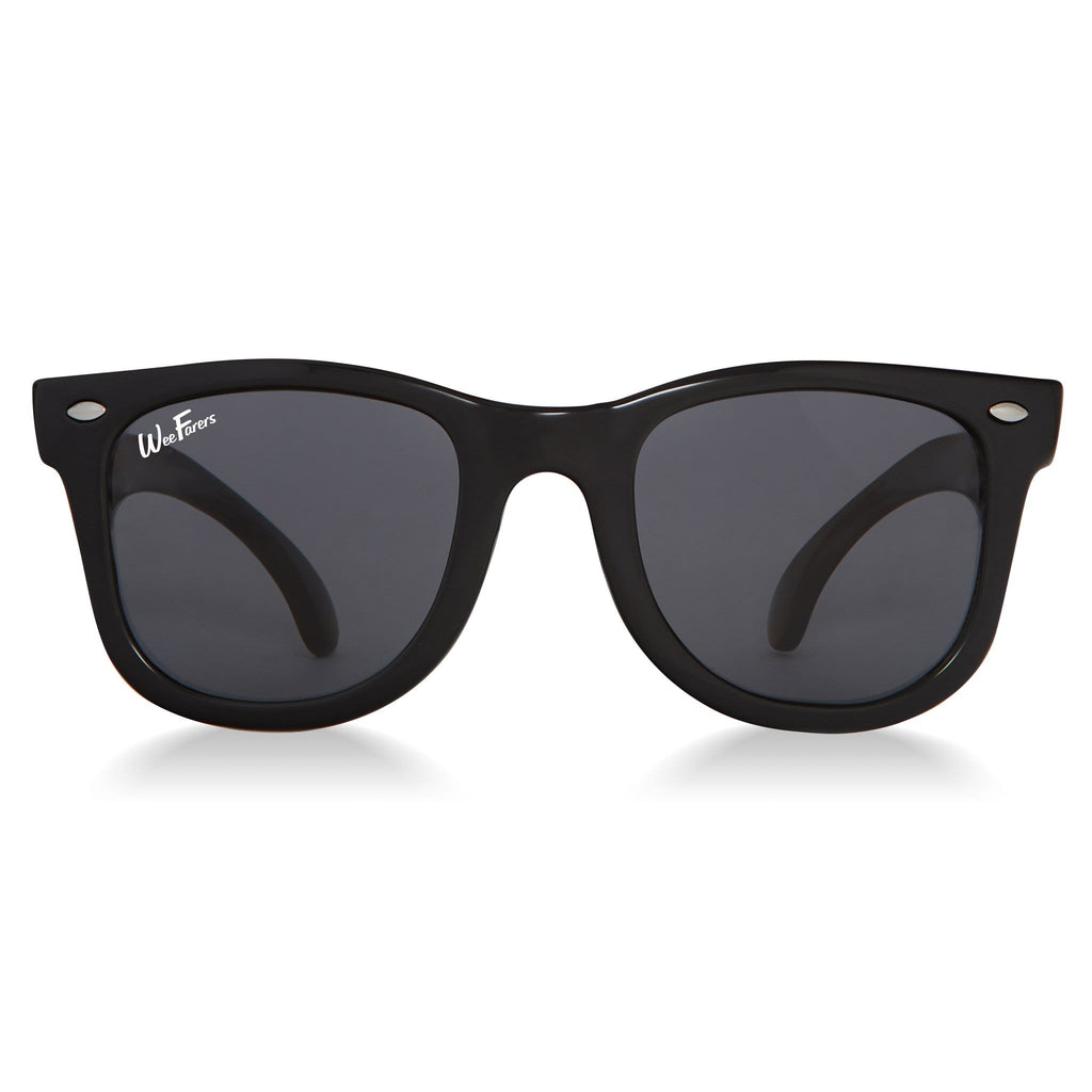 WeeFarers Original Sunglasses - Black