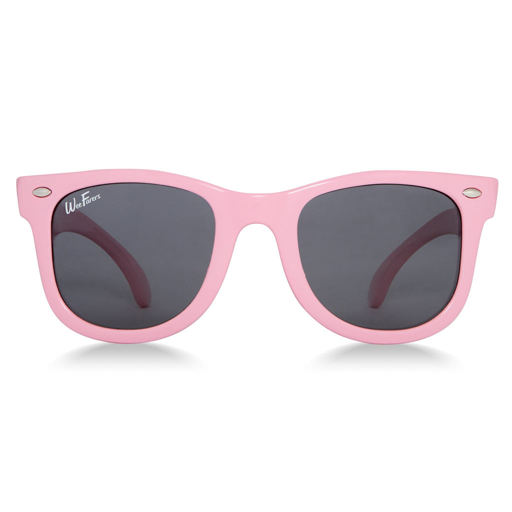 WeeFarers Polarized Sunglasses - Pink