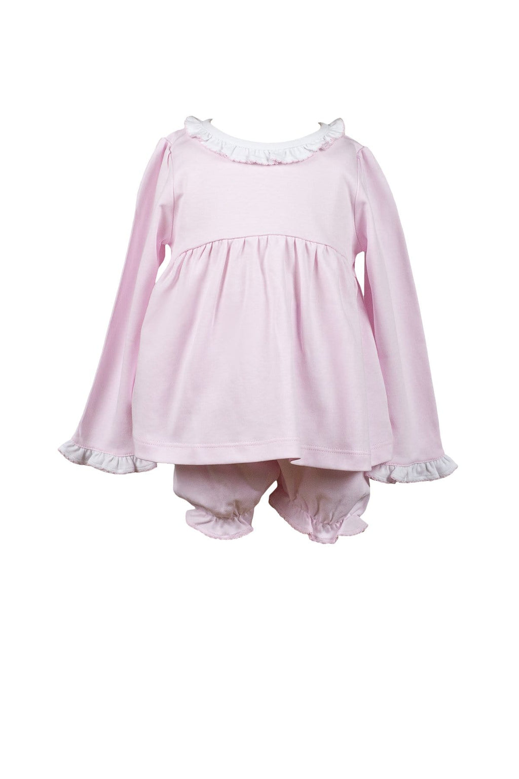 The Proper Peony Parkside Pink Bloomer Set