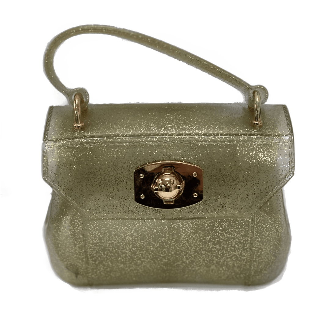 Amiana Jelly Bag - Gold Metallic