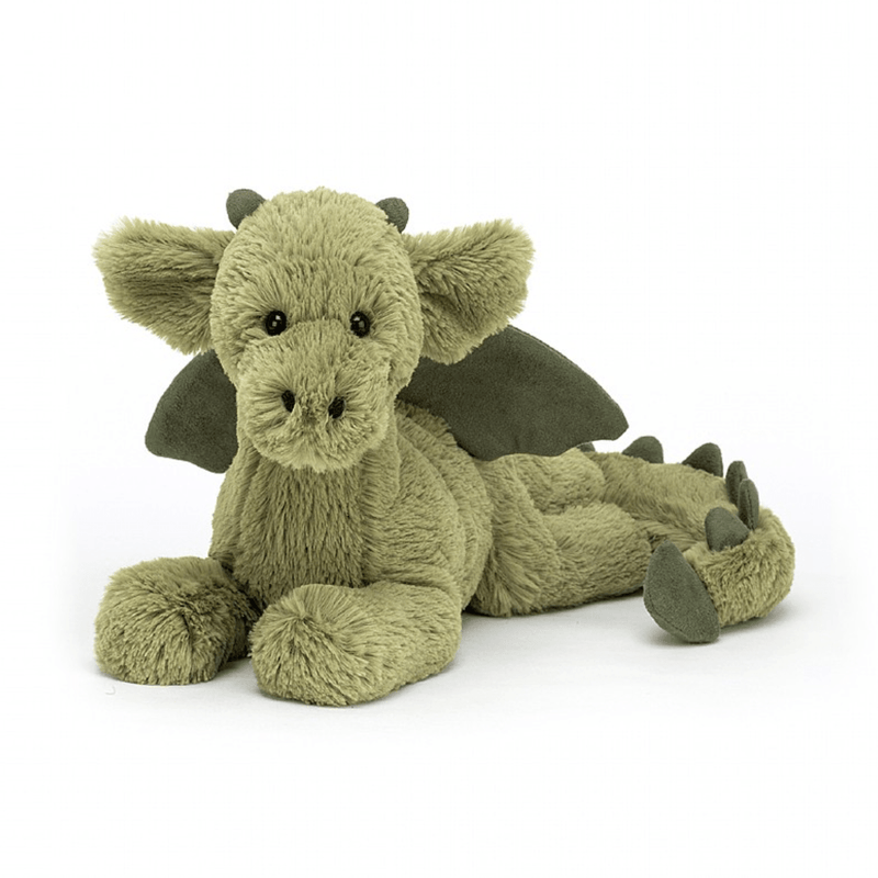 Jellycat Monty Dragon Small