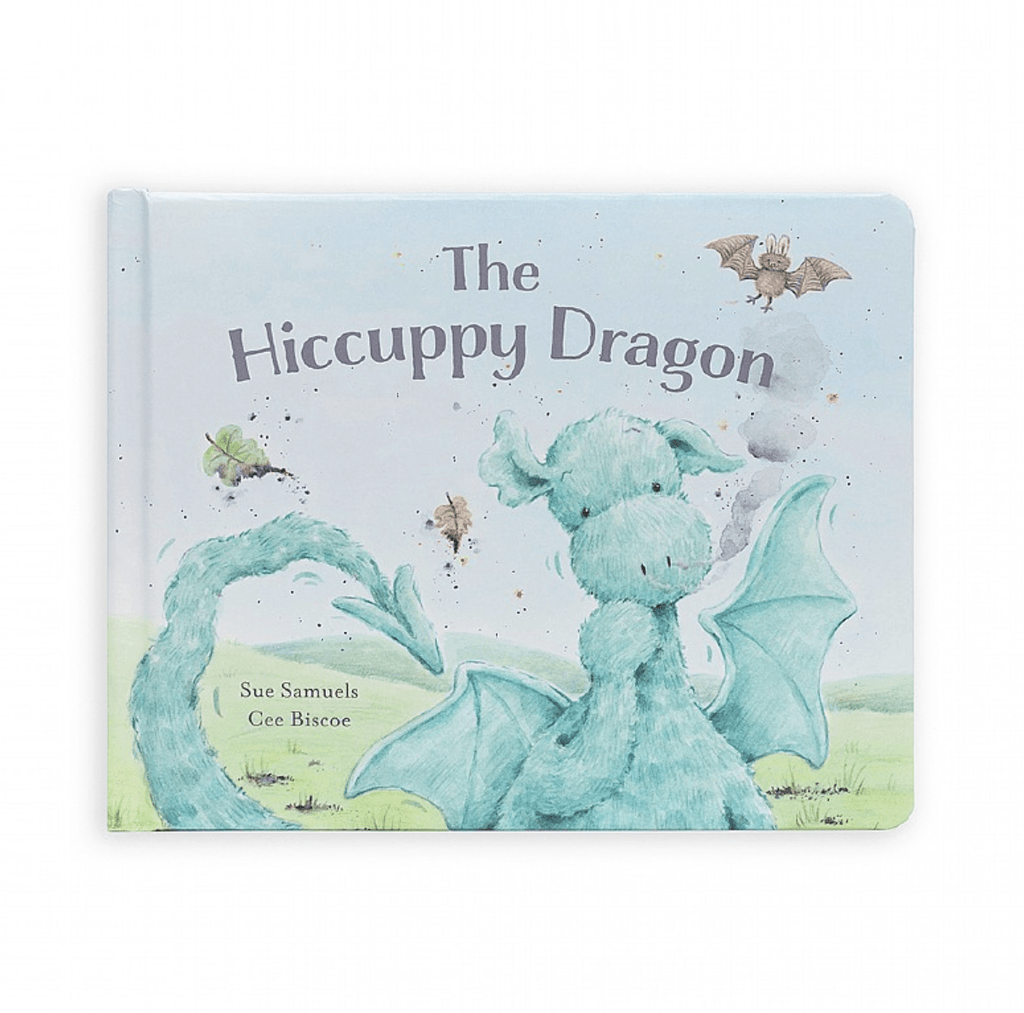 Jellycat The Hiccupy Dragon