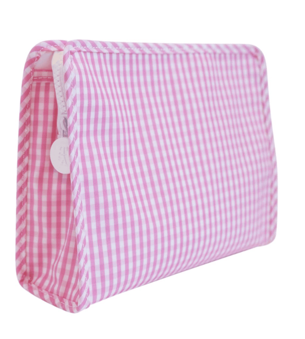 TRVL Roadie Medium - Gingham Pink