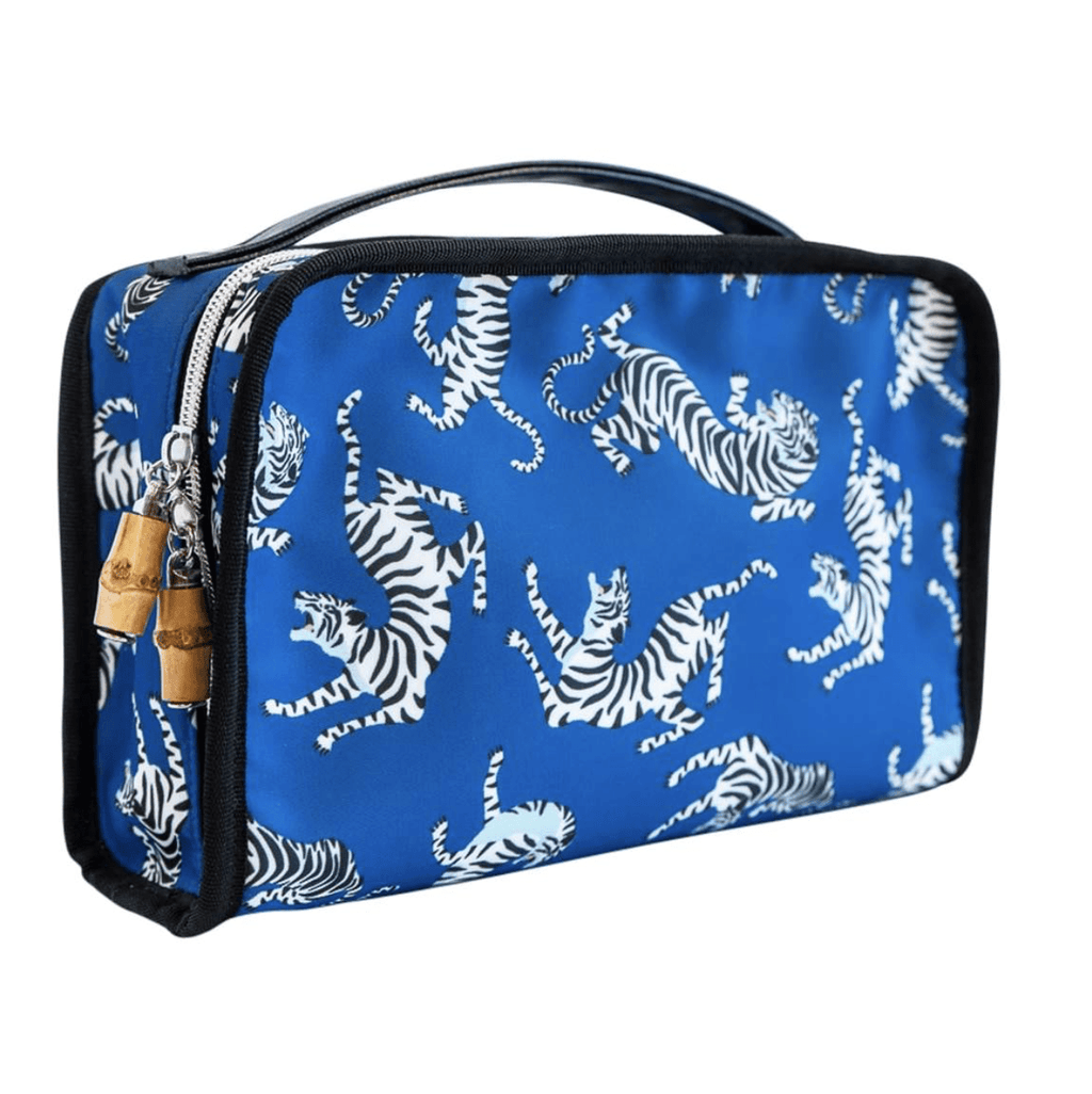 TRVL Jetsetter Bag - Bengal Cat Blue