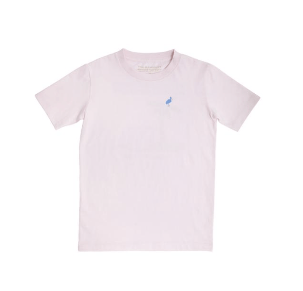 TBBC Fall 2020 Delivery 2 Sir Proper T-Shirt - Cabana Rentals (Palm Beach Pink)