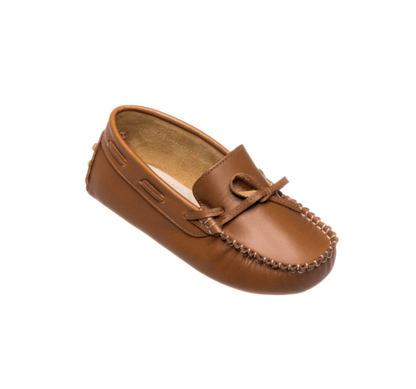 Elephantito Driver Loafers - Natural