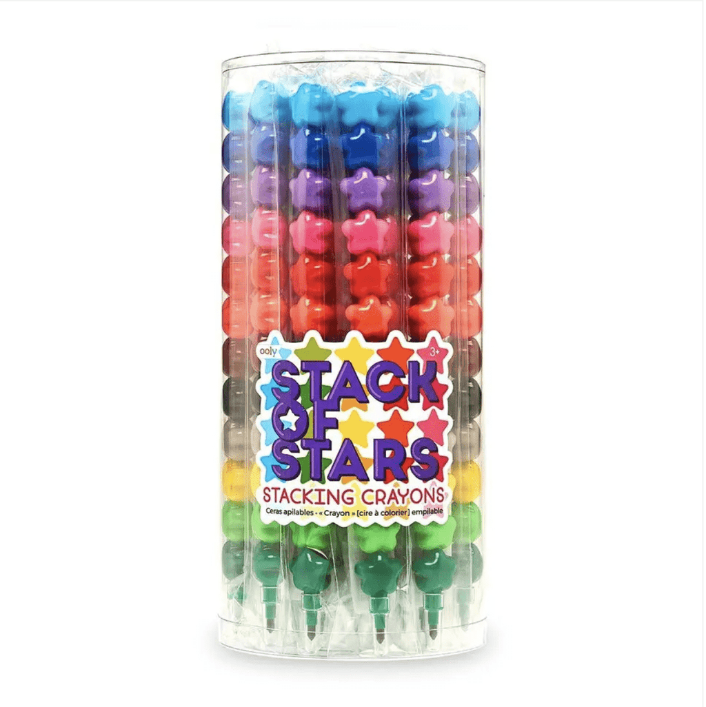OOLY Star to Star Stacking Crayons
