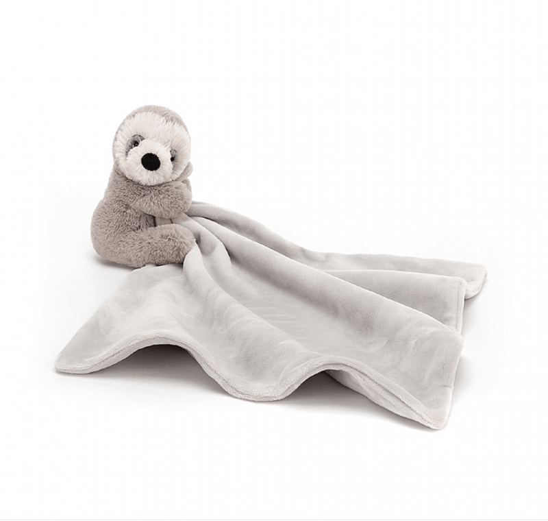 Jellycat Shoohu Sloth Soother