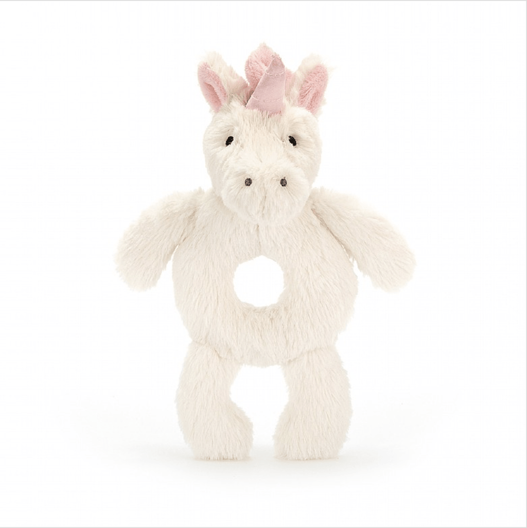 Jellycat Bashful Unicorn Rattle