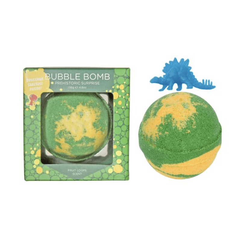 Two Sisters Prehistoric (Dino) Bubble Bath Bomb