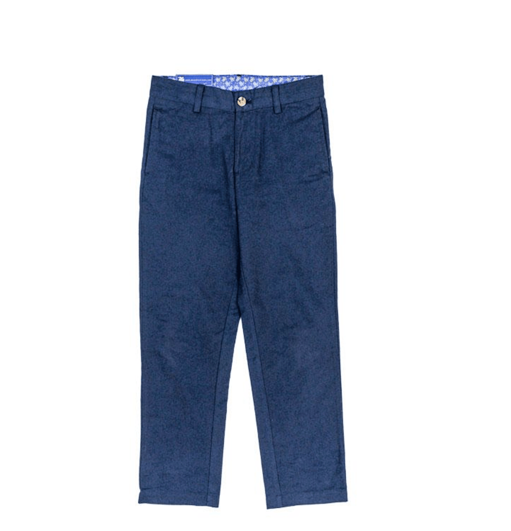 Bailey Boys Champ Pants - Navy Cord