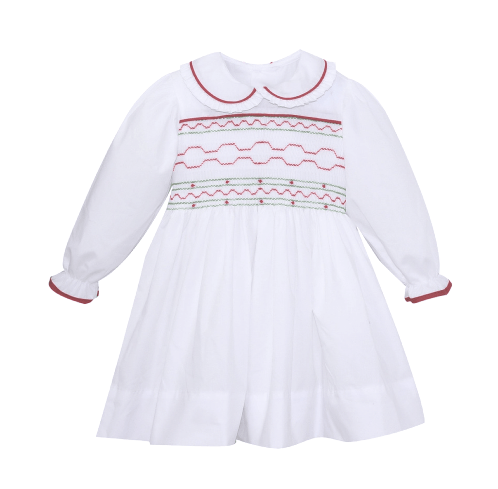 Lullaby Set Long Sleeve Memory Making Dress - World Rejoicing