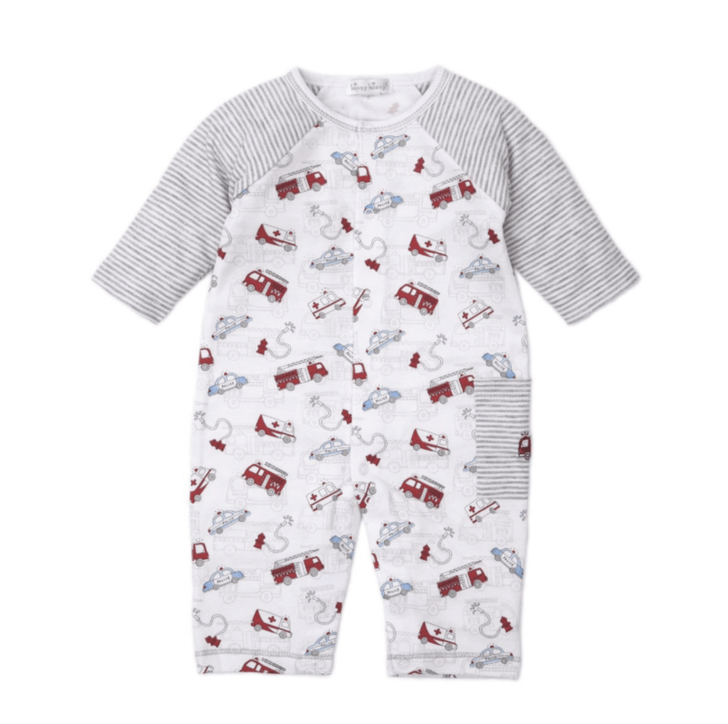 Kissy Kissy Playsuit - Rescue Rally