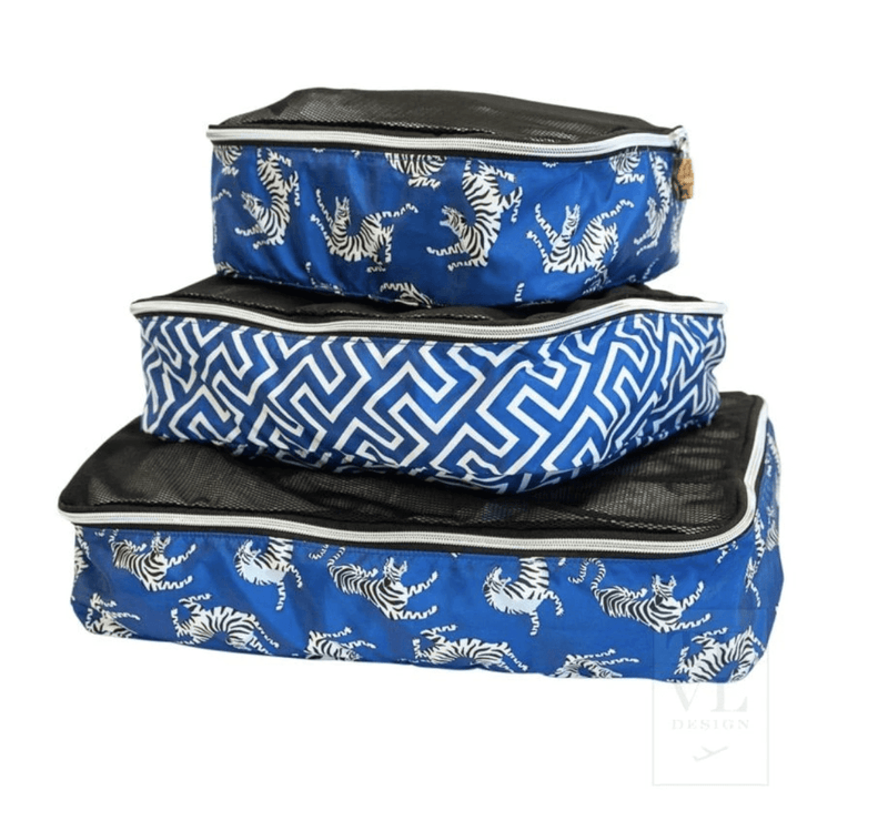 TRVL Packing Squad - Bengal Cat Blue