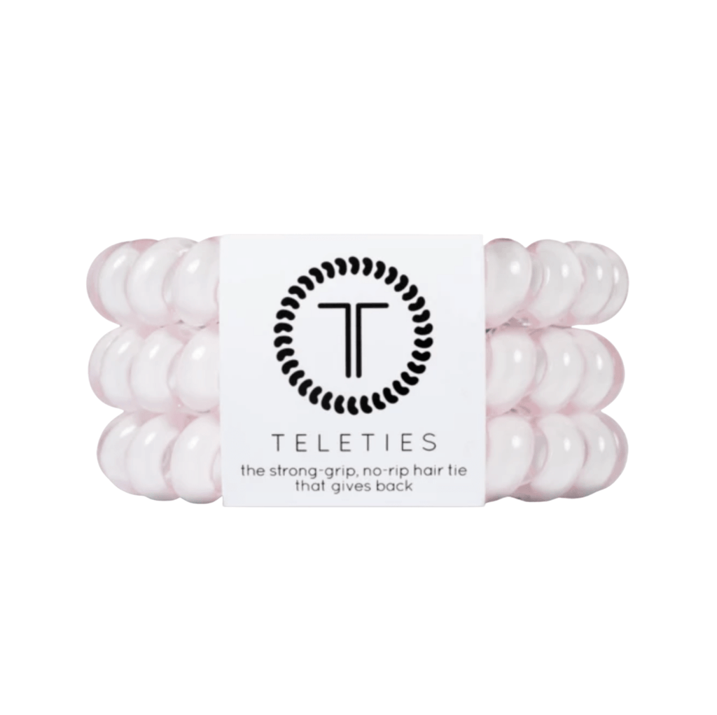 Teleties Rose Water Pink 3-Pack