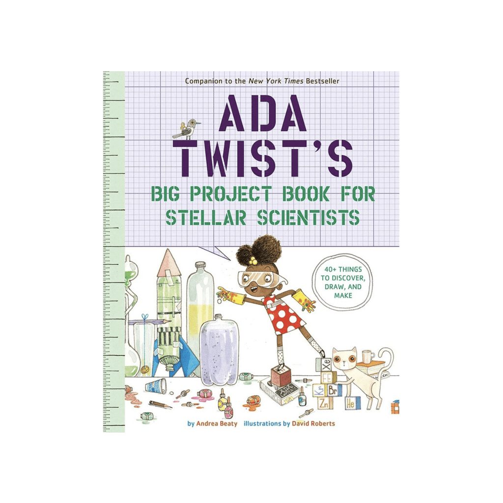 Ada Twist Big Project Book for Stellar Scientists