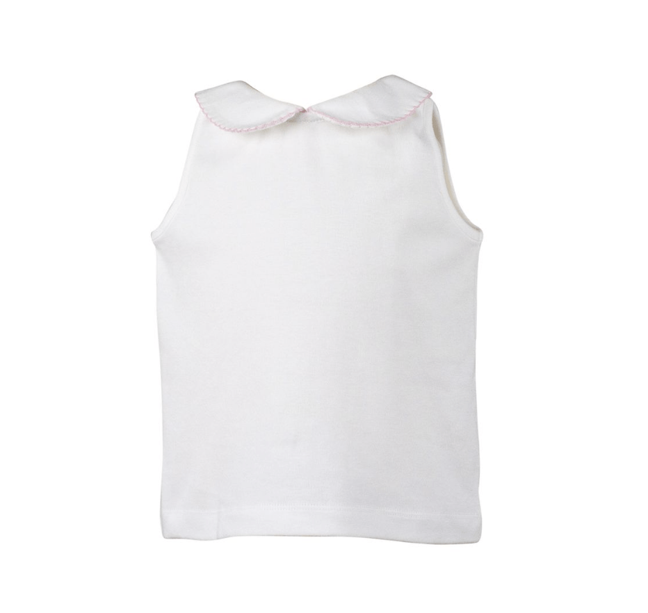 The Proper Peony Sleeveless Peter Pan Shirt - Spring 2021 Classics (Multiple Colors)