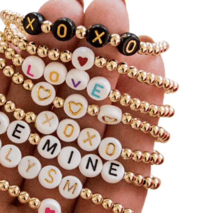 lemel XOXO Valentine's Bracelet - LIMITED STOCK! (adults)