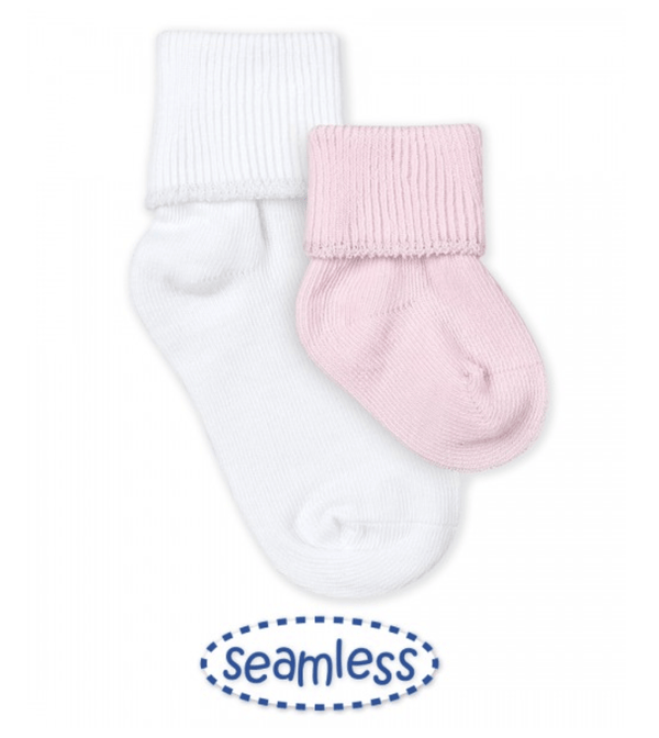 Jefferies Seamless Turn Cuff Socks