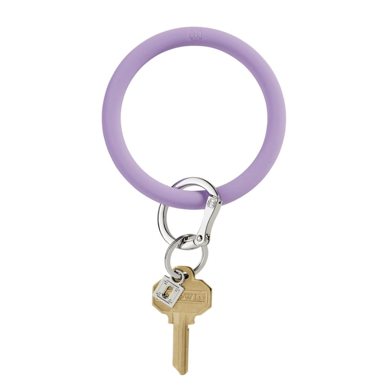 O-venture in the cabana silicOne Big O Key Ring