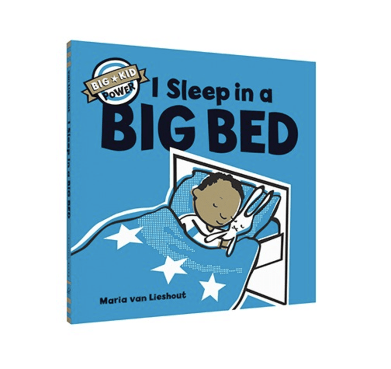 I Sleep in a Big Bed (Big Kid Power)