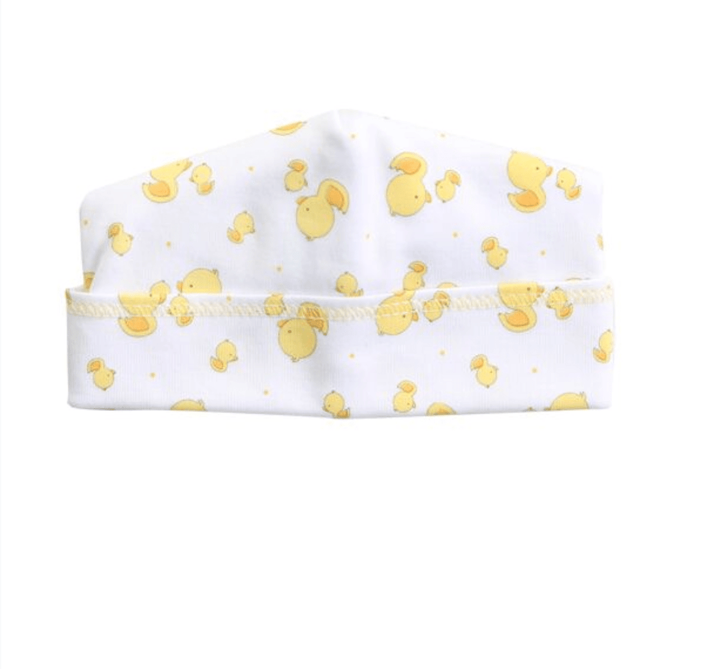 Magnolia Baby Tiny Rubber Ducky Printed Hat