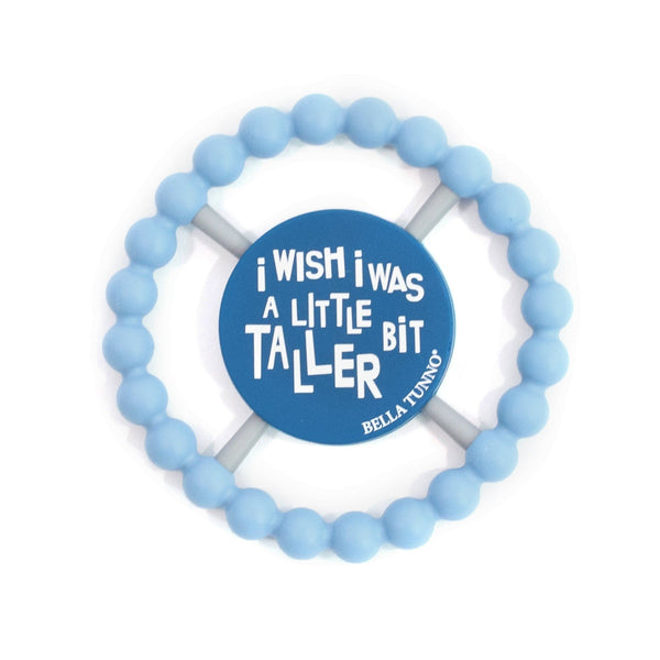 Bella Tunno Happy Teether- I Wish I Was A Little Bit Taller